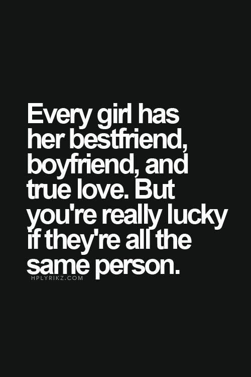 cute Boyfriend Quote