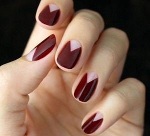 gel short nails