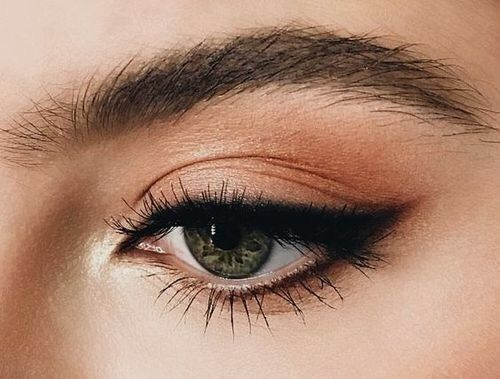 green hazel eyes makeup trend