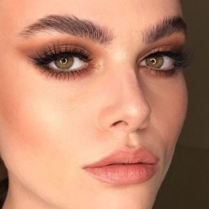 hazel eyes makeup ideas