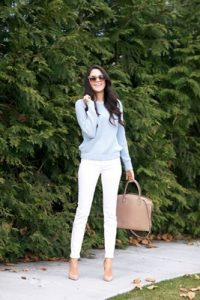 casual look jeans
