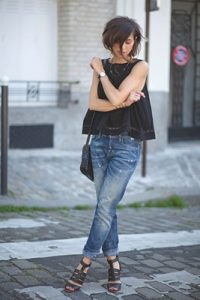 perfect jeans outfit