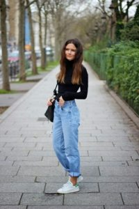 big jeans outfit