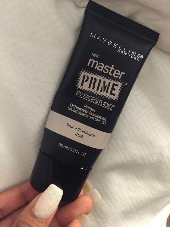 maybelline master