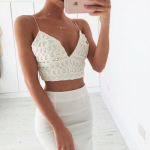 35 All White Outfits