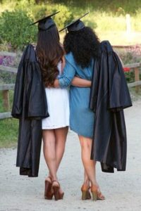 Best Friend graduation