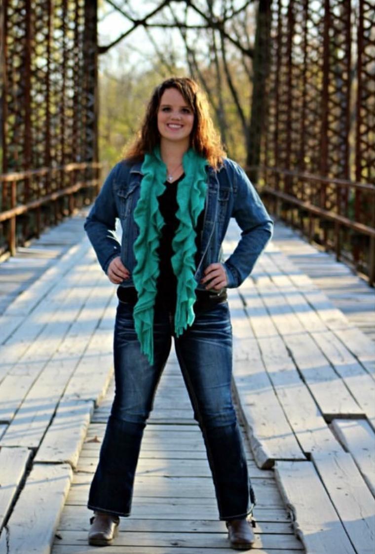 Girlterest scholarship Emily Richardson