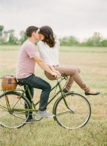 Couples Bike