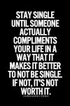 Stay single quote