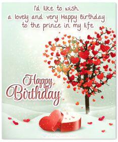 Cheesy birthday wish