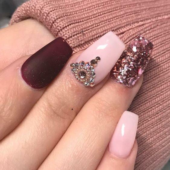 Essie's Bahama Mama nail polish