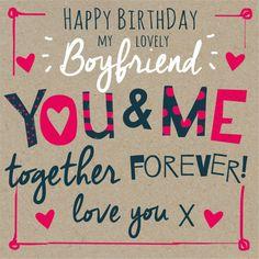 50 Birthday Wishes For Your Boyfriend