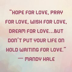 Mandy Hale quote