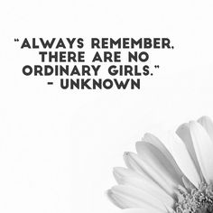 Ordinary girls original quote