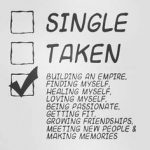 Single checklist