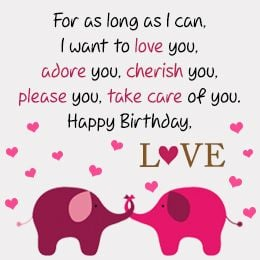 happy birthday letter to boyfriend tumblr 50 birthday wishes for your boyfriend 24997 | Sweet