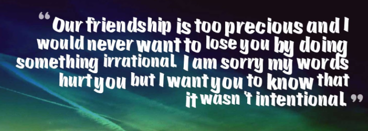 I wish I could be better for you quote