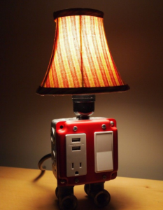 A Cool Lamp