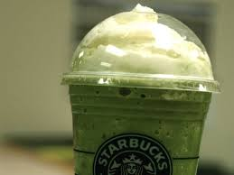 Green Dream Frappuccino