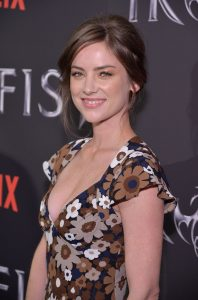 Jessica stroup updo for heart shaped face