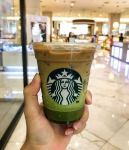 Matcha and Espresso Fusion