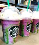 Mermaid Frappuccino