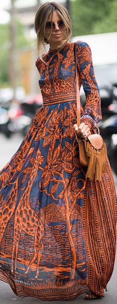 Bohemian Outfits: 30 Gorgeous Boho Chic Outfits