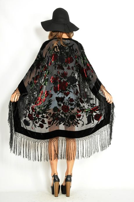 embroidered boho outfit