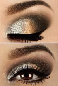 smokey-makeup-brown-eyes