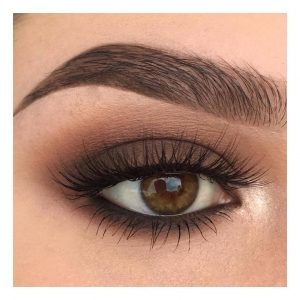 brown-makeup-brown-eyes