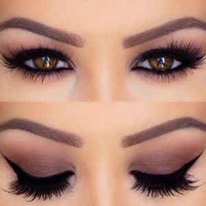 mauve-makeup-brown-eyes