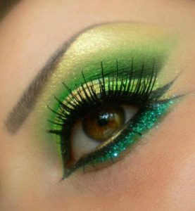 green eyes tutorial