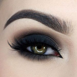 gorgeous green eyes makeup