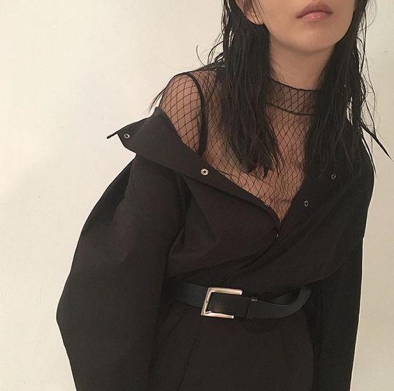 Grunge Fashion Tumblr Winter