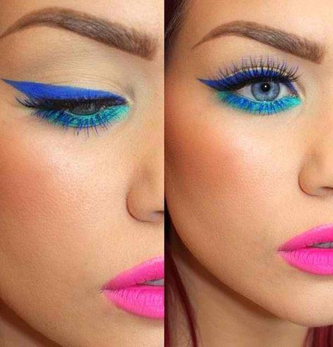 madonna 80's makeup