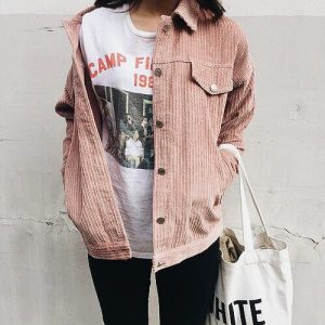 pink school outfit