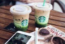Starbucks Matcha Drinks