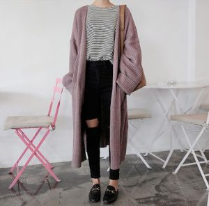 2 - Slouchy Chic