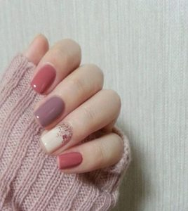 6 - Pink and Mauve