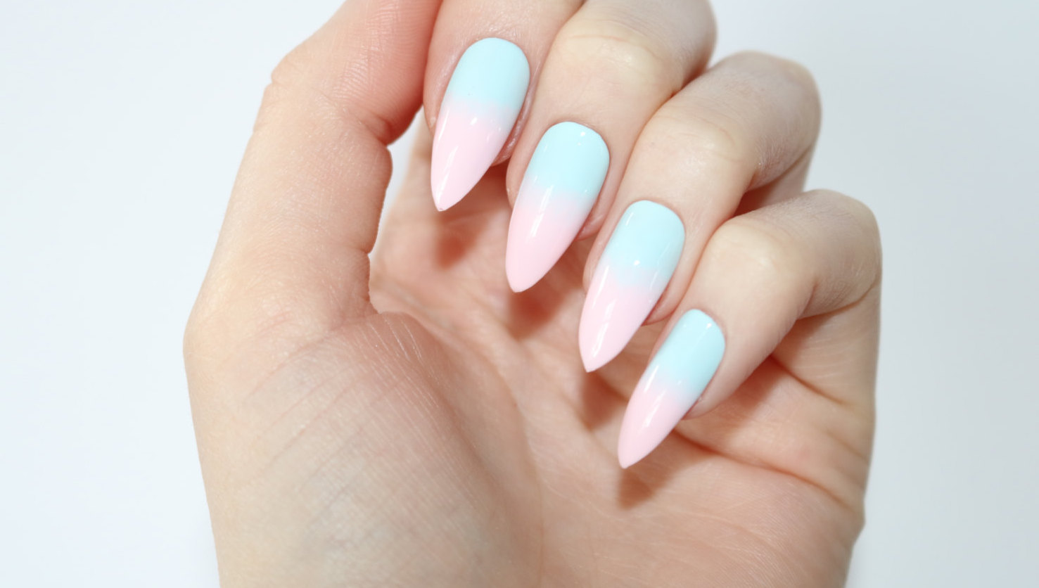 cute almond nail designs - 35 Absolutely Gorgeous Almond Shaped Nails