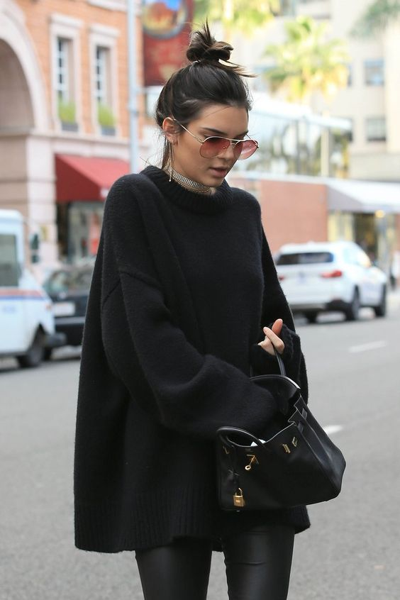 20super Comfy All Black Outfit