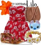 lili disney outfit