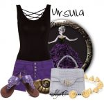 ursula disney look