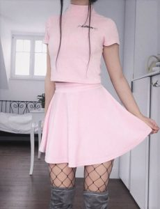 pink co-ord