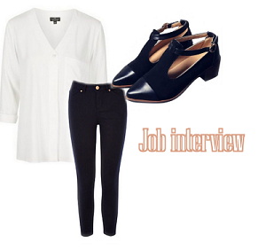 job interview outfits for summer