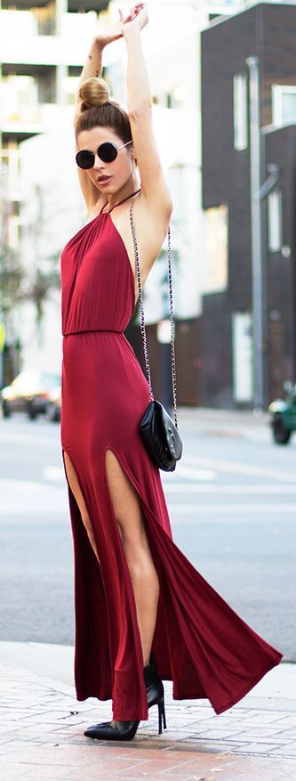 holiday-party-outfit-red