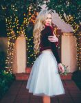 holiday-party-outfit-velvet-tulle