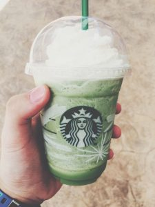 Green Tea Frappuccino