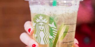 vegan Starbucks drinks