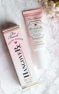 too faced coconut primer